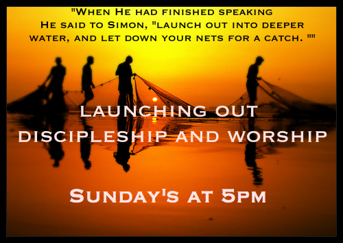 launch out discipleship