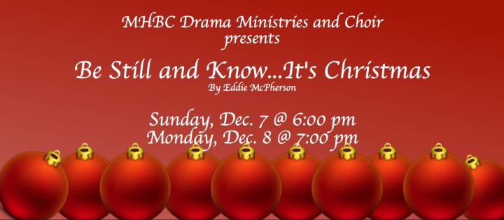 Christmas Drama