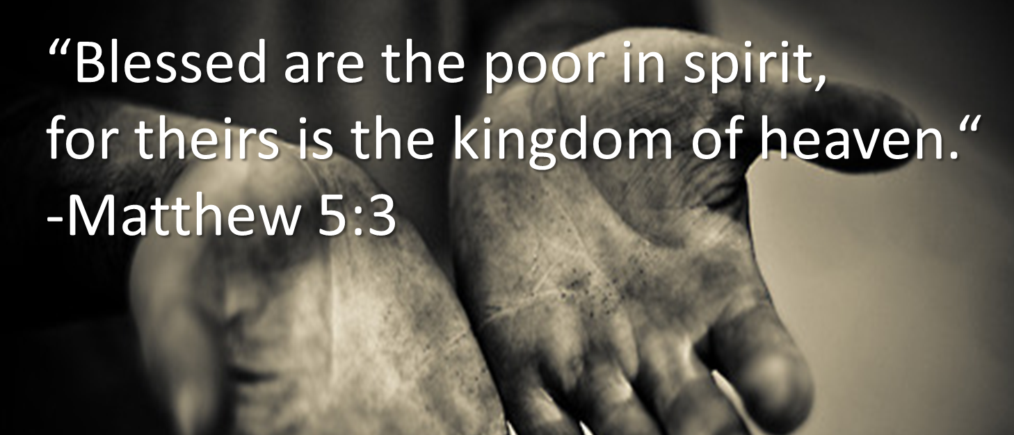 Lesson 54- The Poor in Spirit