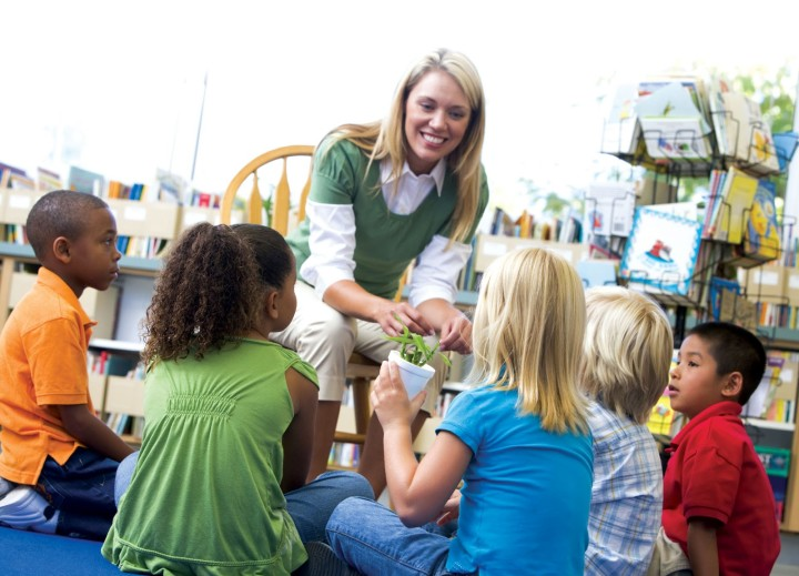 5 Ways to Have a More Productive Class with Kids